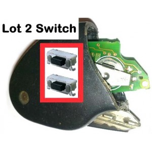 2 Switch, bouton Citroen Xantia