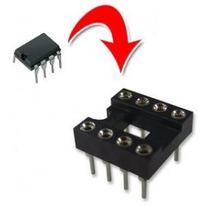 Support pour circuit intégré