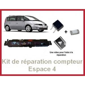 Kit de réparation compteur Espace 4