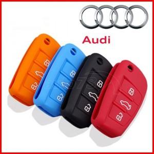 Housse clé Audi