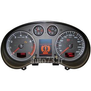 Réparation compteur Audi A3 (8P)