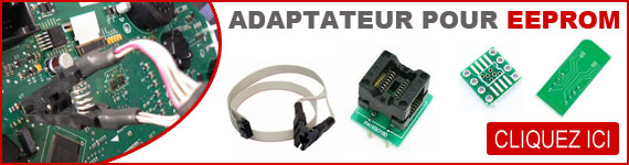 Adaptateur lecture eeprom