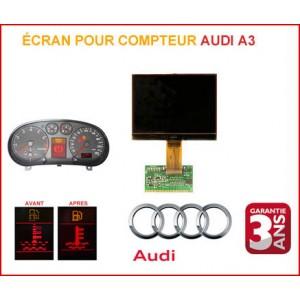 LCD compteur Audi A3
