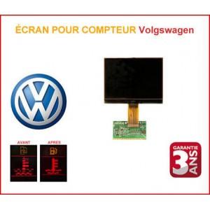 LCD compteur VW