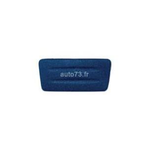 Bouton clé Fiat (bleu)