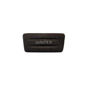 Bouton clé Fiat (noir)