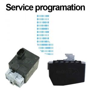 Programmation verrou d'occasion