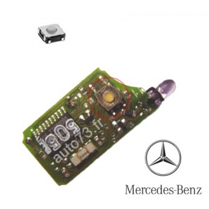 1 Bouton télécommande Mercedes