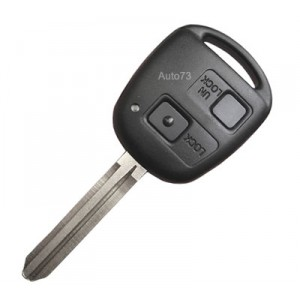 Réparation clé 2 et 3 boutons Toyota