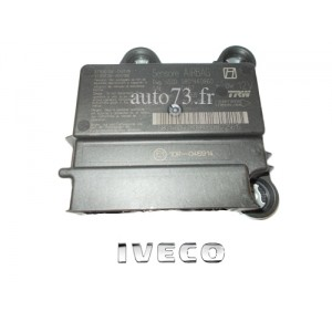 Forfait calculateur airbag Iveco 5801460860