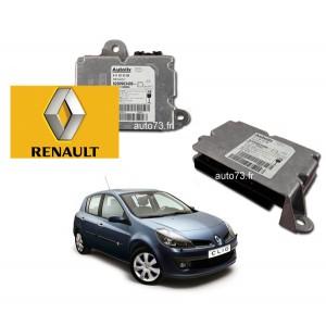Forfait calculateur airbag 610795900 8201043700