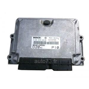 Réparation calculateur 0281010346 Boxer Jumper Ducato