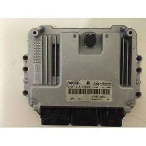 Réparation calculateur Megane Scenic 1.9 DCI  237100055R 0281015676