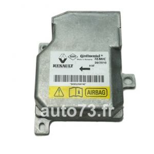 Forfait calculateur airbag Kangoo 8201217225