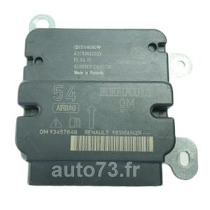 Forfait calculateur airbag 985101902R A2C80862802