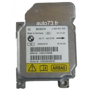 Forfait calculateur airbag BMW 0285001458