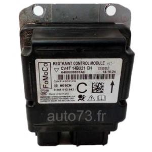 Forfait calculateur airbag Ford 0285012643 CV4T14B321CH