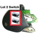 Switch, bouton Citroen Xantia