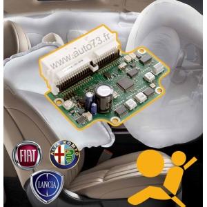 Réparation calculateur airbag 51897787