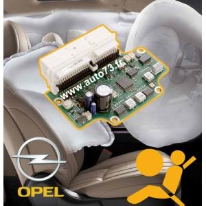 Forfait calculateur airbag Opel