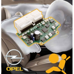 Forfait calculateur airbag 608361600E