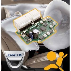 Lodgy - Réparation calculateur airbag