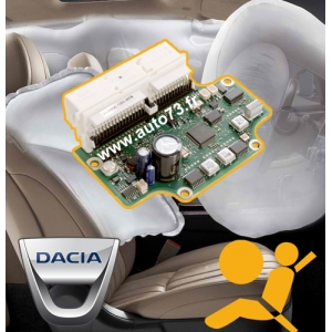 Réparation calculateur airbag A2C85841703 985105129R