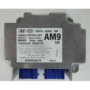 Réparation calculateur airbag Kia 959102K350