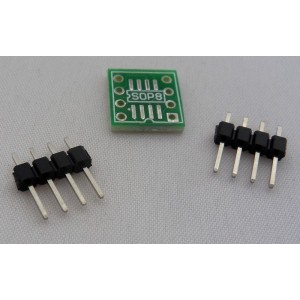 Adaptateurs circuit intégré
