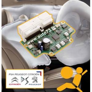 9829442880 - Réparation calculateur airbag C3