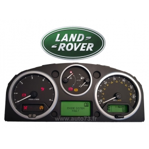 Réparation compteur Land Rover Discovery III