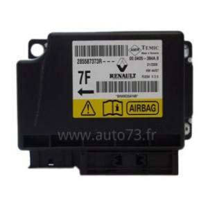 285587373R - Réparation calculateur airbag