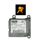 Forfait calculateur airbag PSA 603201500 1496611080