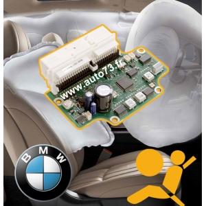 Réparation calculateur airbag BMW 65.77 9114214-01
