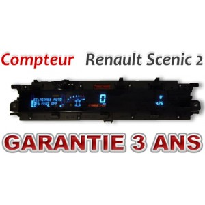 Compteur Scenic P8200365607B