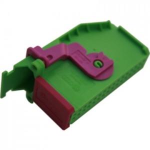 Connecteur vert compteur VAG