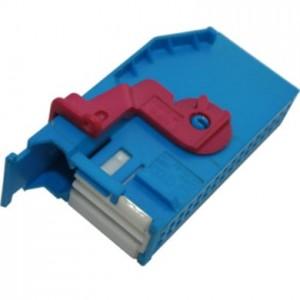 Connecteur bleu compteur VAG