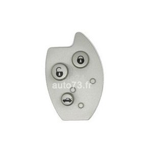Bouton plastique XSARA, C5 (bouton coffre)