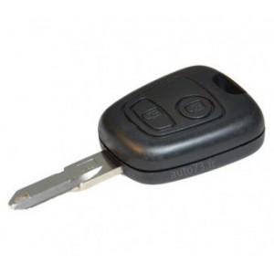 Coque clé Peugeot