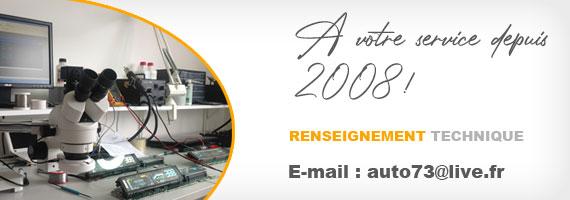 Adresse atelier Auto73 Strasbourg