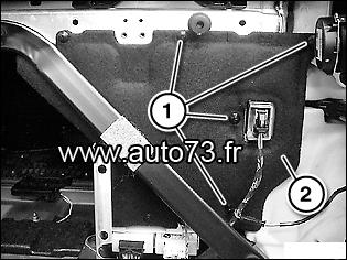 Système airbag ROC BMW