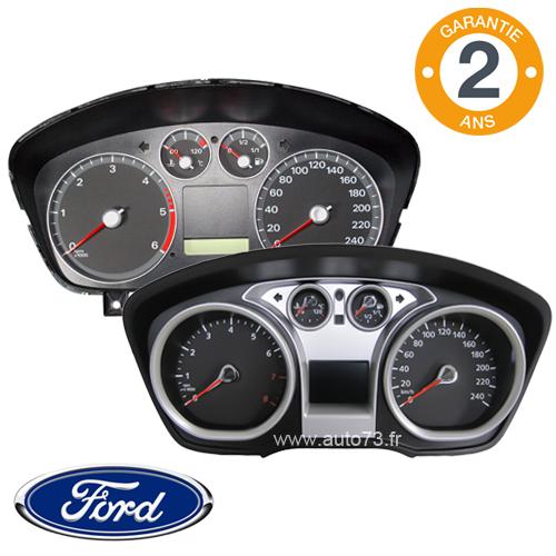 Réparation compteur Ford Focus une garantie de 2 ans