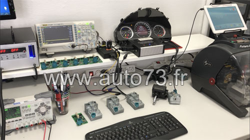 Réparation EZS ELV Mercedes W204 W207 W212