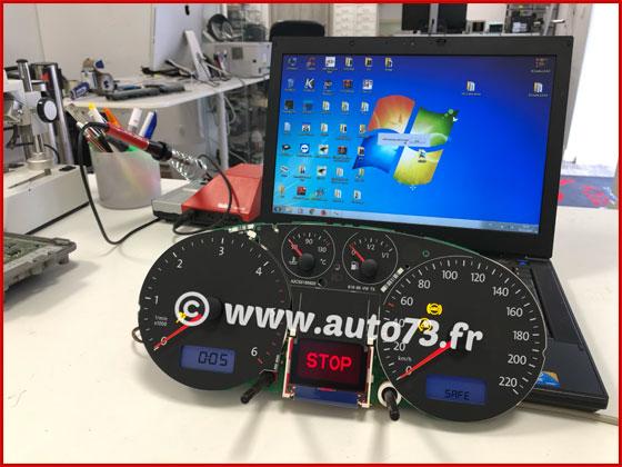 Réparation / test compteur VW T5