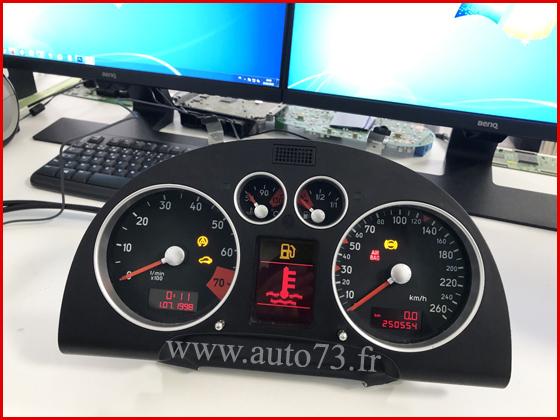 Réparation / test compteur Audi TT MK1