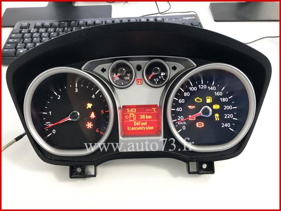 Réparation / test compteur Ford Focus 2 / C Max / Kuga